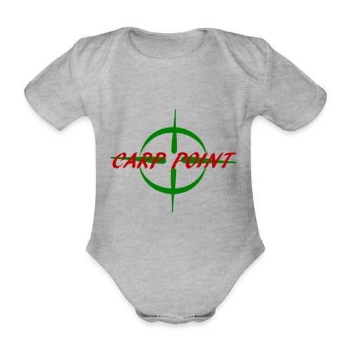 Carp Point T-Shirt - Baby Bio-Kurzarm-Body