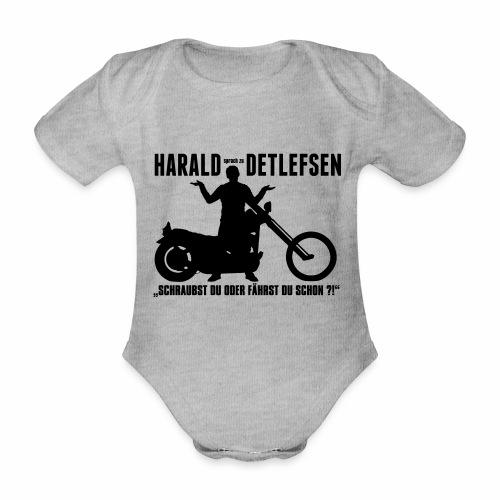 Harald Detlefsen - Baby Bio-Kurzarm-Body