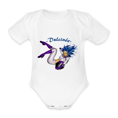 Dulcinée - Body Bébé bio manches courtes