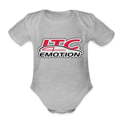 itc vett sempl trc 150 - Body ecologico per neonato a manica corta
