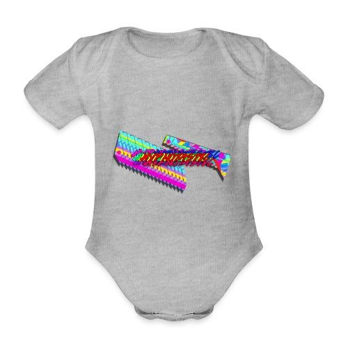 Hypnotastic - Organic Short-sleeved Baby Bodysuit