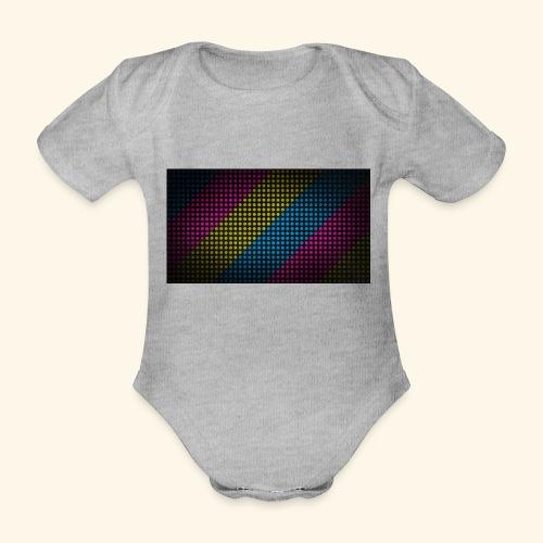 T-Shirts - Baby bio-rompertje met korte mouwen