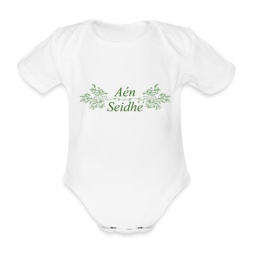 Aen Seidhe - Organic Short-sleeved Baby Bodysuit