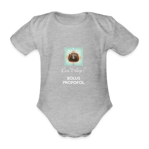 78 - Baby Bio-Kurzarm-Body