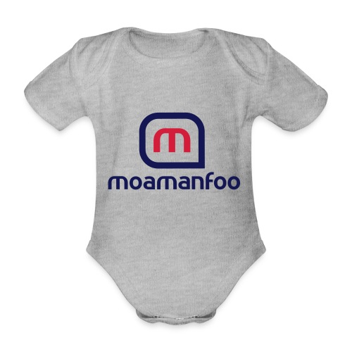Moamanfoo - Body Bébé bio manches courtes