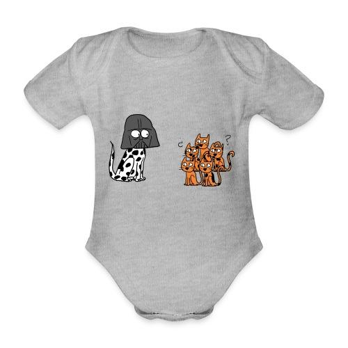 oops... - Body orgánico de maga corta para bebé