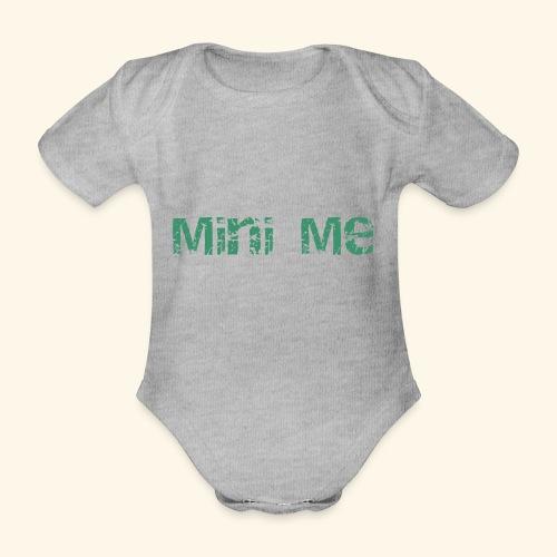 minime - Ekologisk kortärmad babybody