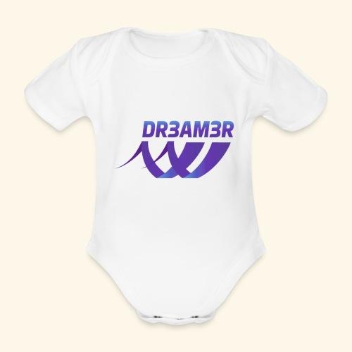DR3AM3R - Vauvan lyhythihainen luomu-body