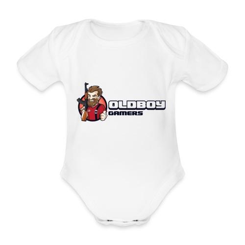 Oldboy Gamers Fanshirt - Økologisk kortermet baby-body