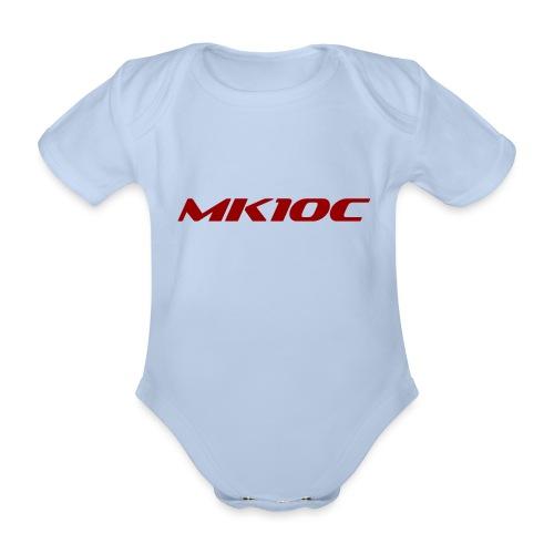 MK1OC Merch - Organic Short-sleeved Baby Bodysuit