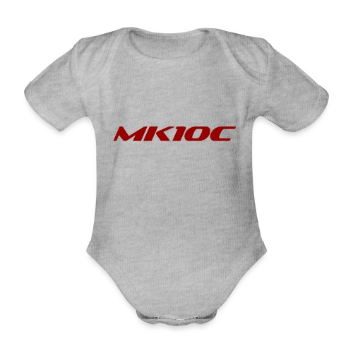 MK1OC Merch - Organic Short-sleeved Baby Bodysuit