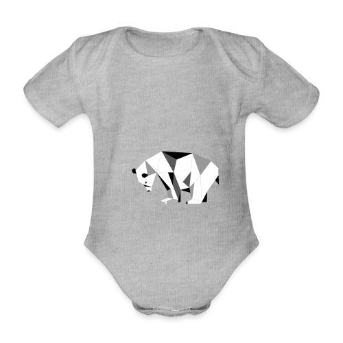 Eisbär - Baby Bio-Kurzarm-Body