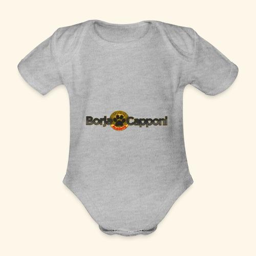 BCA New Logo DEFO Good color copia - Body orgánico de manga corta para bebé