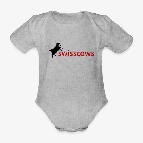 Swisscows - Baby Bio-Kurzarm-Body