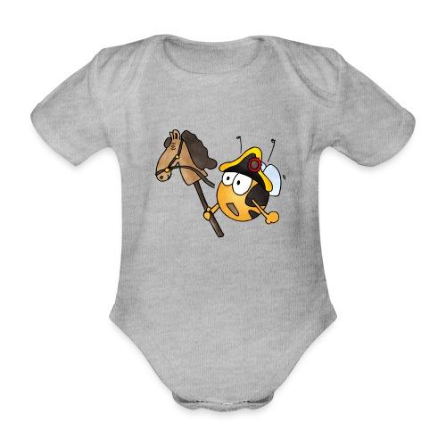 General Nachwuchs - Baby Bio-Kurzarm-Body