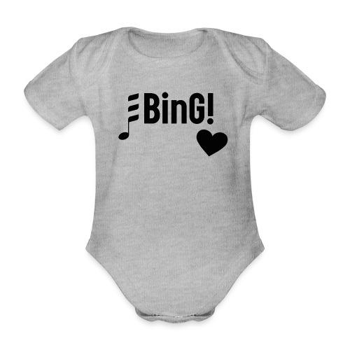BinG Love - Baby Bio-Kurzarm-Body