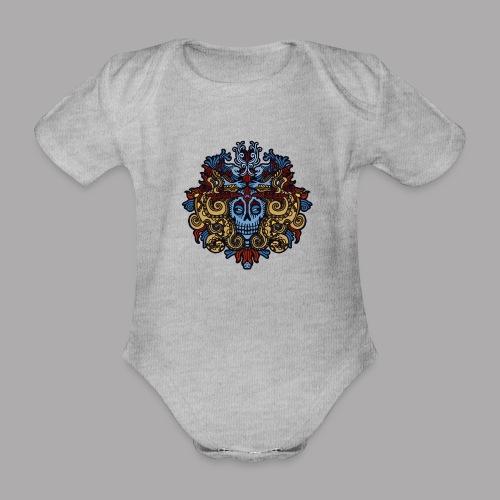 xibalba - Organic Short-sleeved Baby Bodysuit