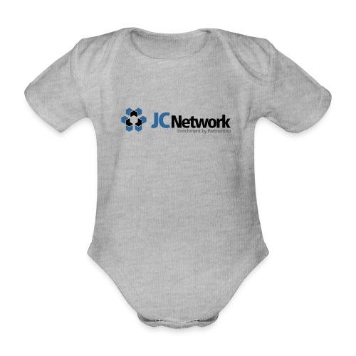 JCNetwork Merchandise - Baby Bio-Kurzarm-Body