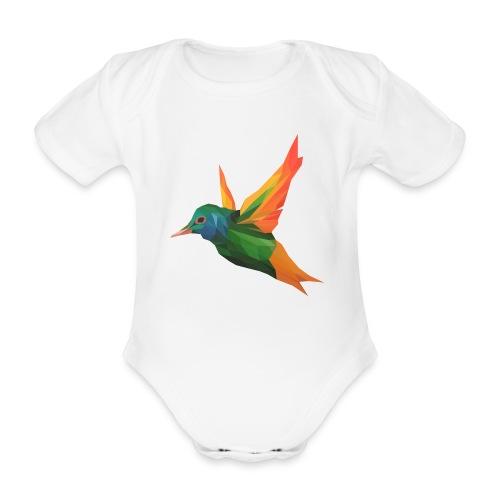 EXOTIC BIRD - MINIMALIST - Body Bébé bio manches courtes