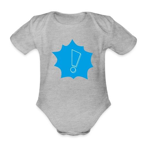 Ljudikon - Ekologisk kortärmad babybody