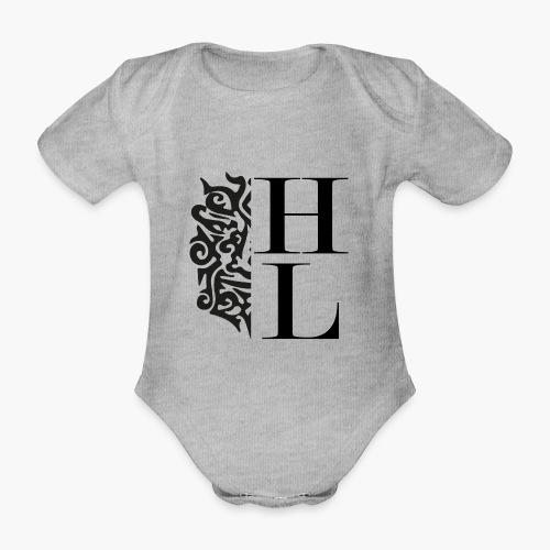 Houseology HL - Original - Organic Short-sleeved Baby Bodysuit