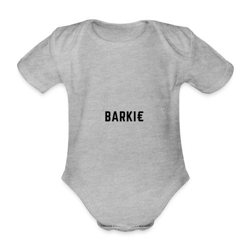 Barkie - Baby bio-rompertje met korte mouwen