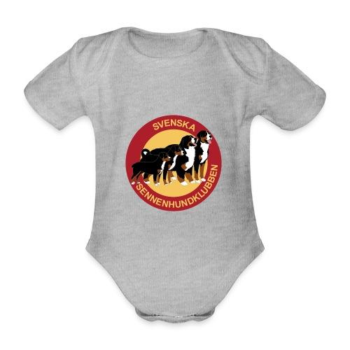 Sennenhundklubben - Ekologisk kortärmad babybody