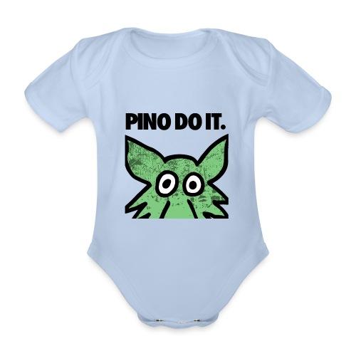 PINO DO IT - Body ecologico per neonato a manica corta