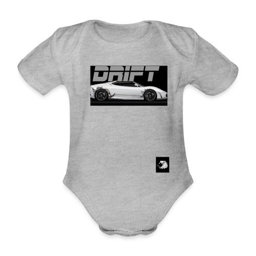 a aaaaa fghjgdfjgjgdfhsfd - Organic Short-sleeved Baby Bodysuit