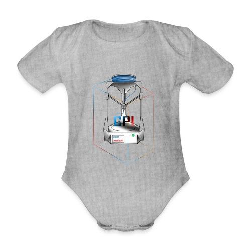 New Logo CPI - Body Bébé bio manches courtes