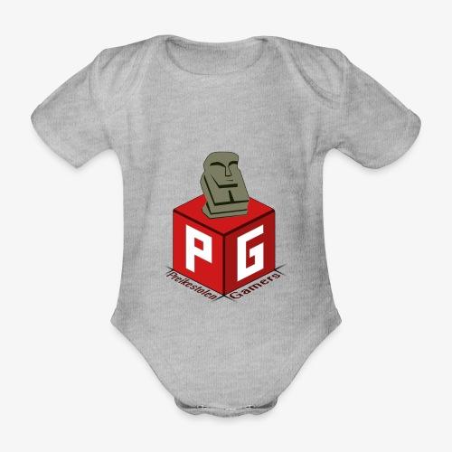 Preikestolen Gamers - Økologisk kortermet baby-body