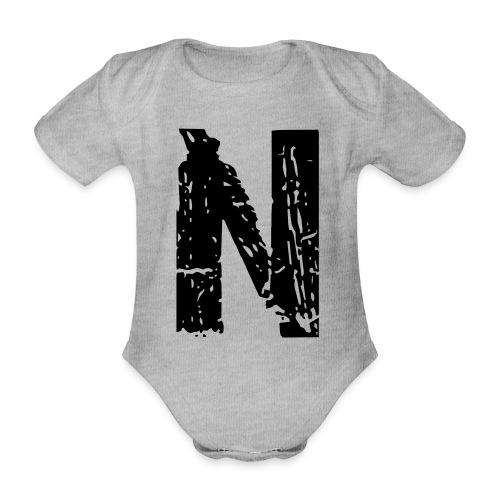 n 28 days later - Baby Bio-Kurzarm-Body
