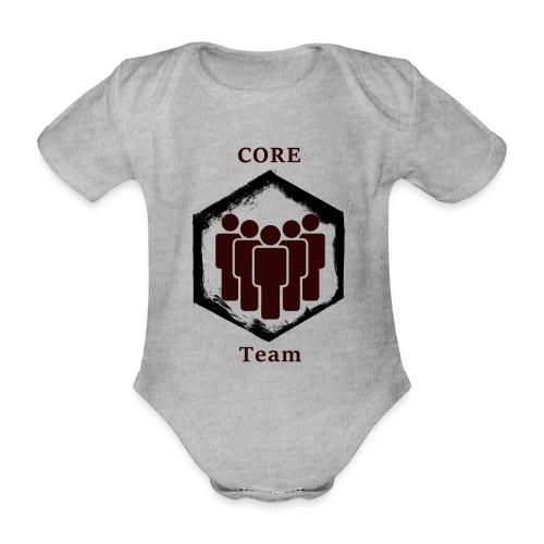 CoreTeam - Baby Bio-Kurzarm-Body