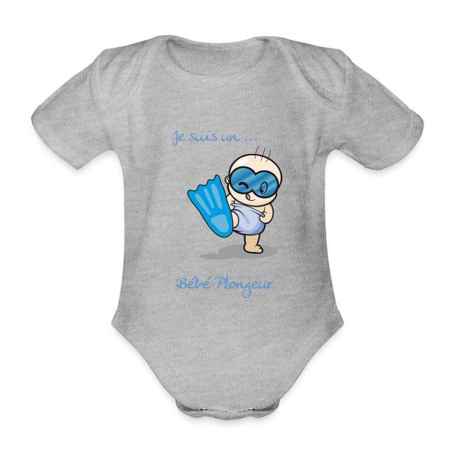 je suis un bebe plongeur
