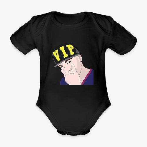 boy-1297746_960_720 - Kortærmet babybody, økologisk bomuld