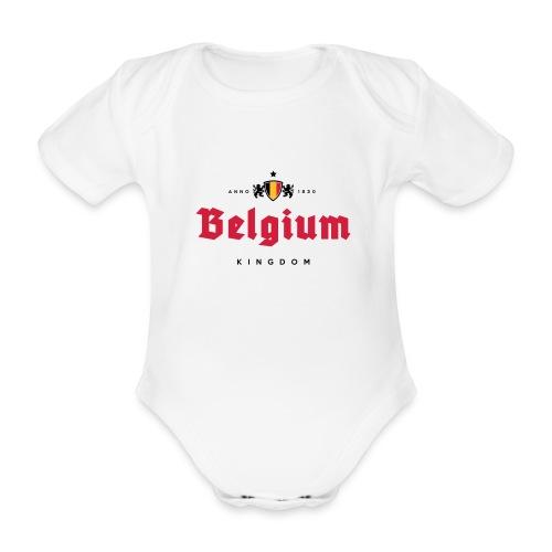 Bierre Belgique - Belgium - Belgie - Body Bébé bio manches courtes