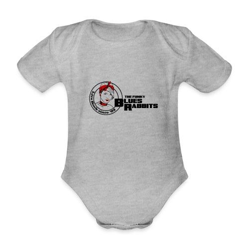 TFBR Logo 2020 Version Hannah - Baby Bio-Kurzarm-Body