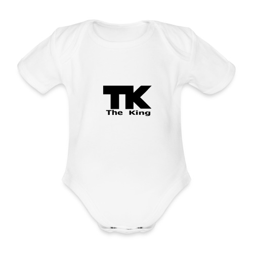 The King med ram - Ekologisk kortärmad babybody