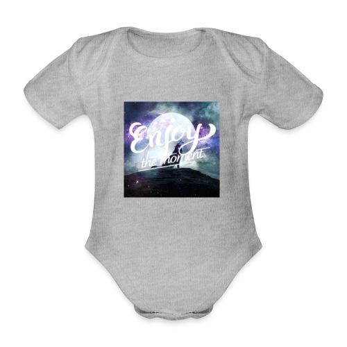 Kirstyboo27 - Organic Short-sleeved Baby Bodysuit