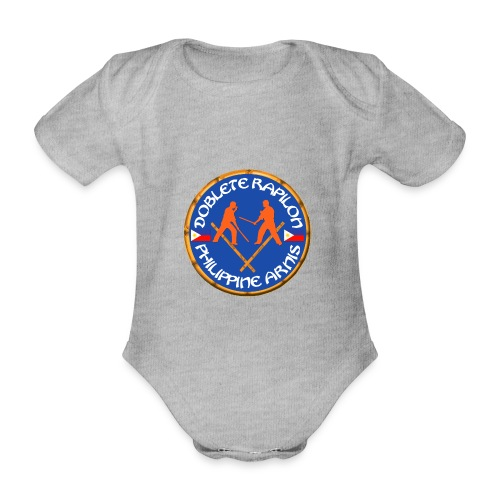 Arnis Kali Doblete Rapilon - Body bébé bio manches courtes