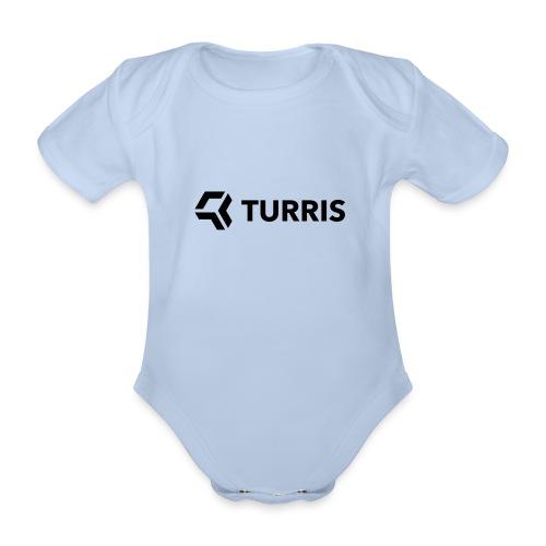 Turris - Organic Short-sleeved Baby Bodysuit