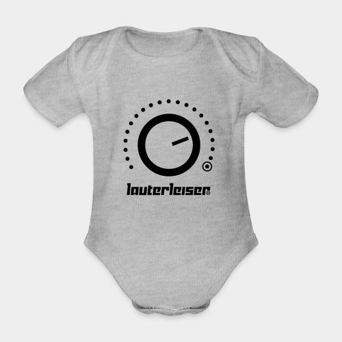 Lauterleiser ® - Baby Bio-Kurzarm-Body