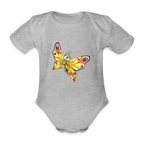 T-Shirts Blusen und mehr für alle - Baby Bio-Kurzarm-Body