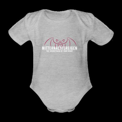 Mr Flausi - Baby Bio-Kurzarm-Body