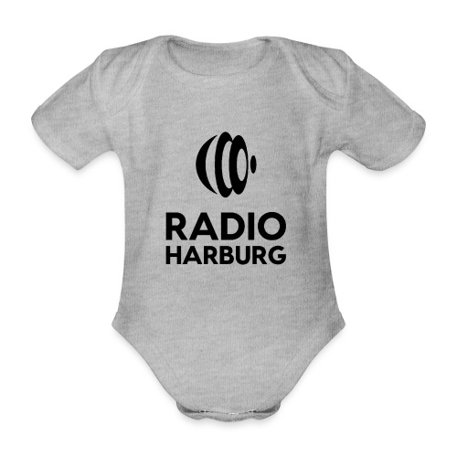 Radio Harburg - Baby Bio-Kurzarm-Body