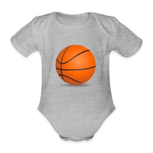 Boll - Ekologisk kortärmad babybody