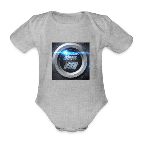 EasyMo0ad - Baby Bio-Kurzarm-Body