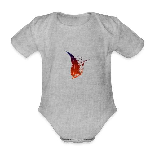 Colibri flamboyant - Body Bébé bio manches courtes