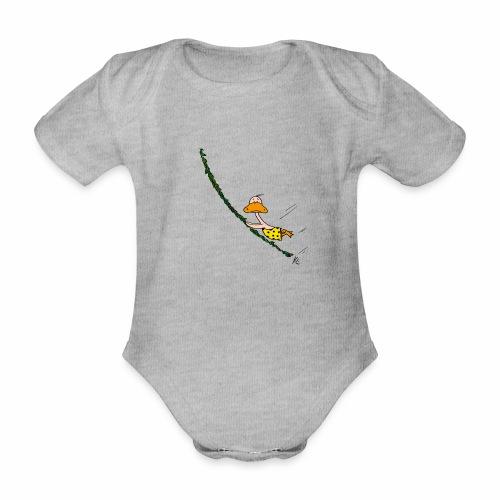 cartoon_Kleimdesign_tarze - Baby Bio-Kurzarm-Body