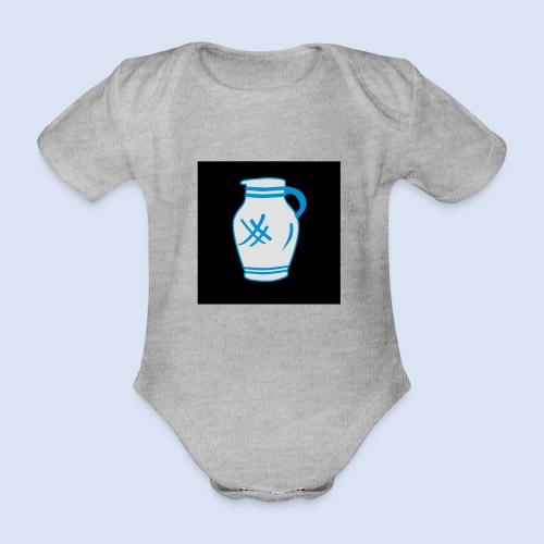 Mein Frankfurt Bembeltown - Baby Bio-Kurzarm-Body